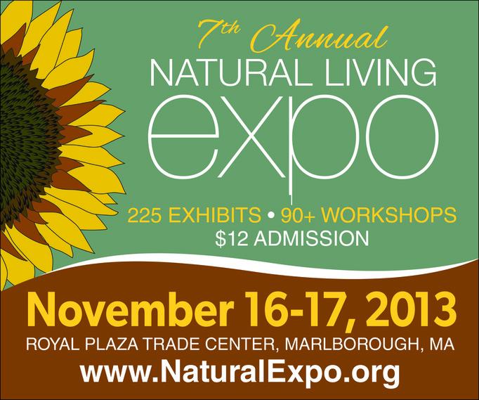 7th Annual Natural Living Expo November 16-17, 2013
