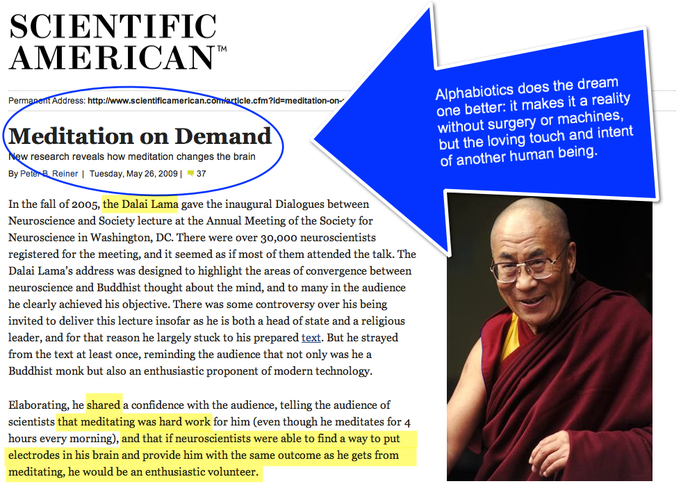 Resources Scientific American Meditation on Demand