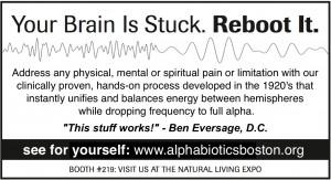Your Brain is Stuck. Reboot it.