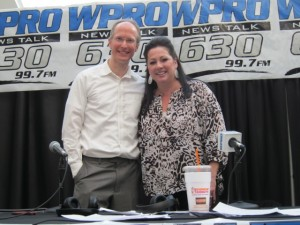 Expo Fun - Holism vs. Reductionism - Interview with Tara Granahan of WPRO